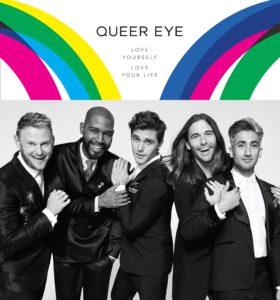 livro Queer Eye sobre auto-aceitação