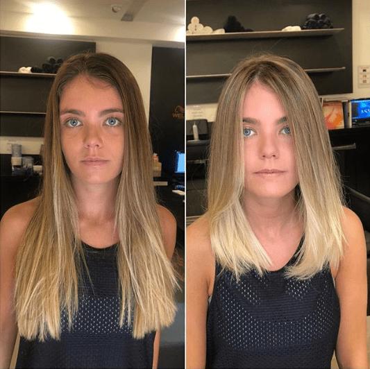 corte de cabelos para crianças meninas