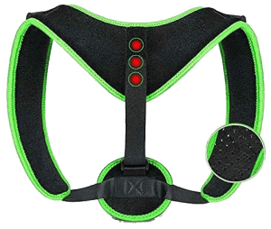 Corretor postural magnético