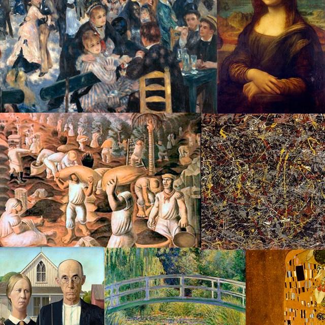25 Maiores Pintores do Mundo – Parte 3