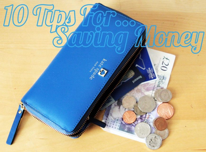 manchester based fashion and lifestyle blog. 10 Tips for saving money. Holiday, savings, cash, jar, penny, goal