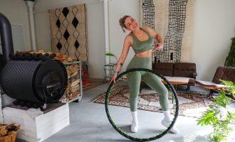 Hula Hoop, Hula Hoop Fitness, Hula Hoop Workouts, Hula Hoop Abs, Hula Hoop Training, Hula Hoop lernen