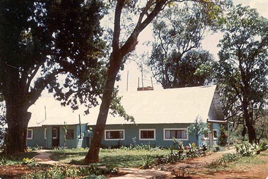 Home in Kiramu