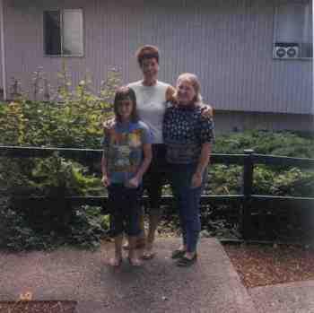 Becky, Laura, Elsie