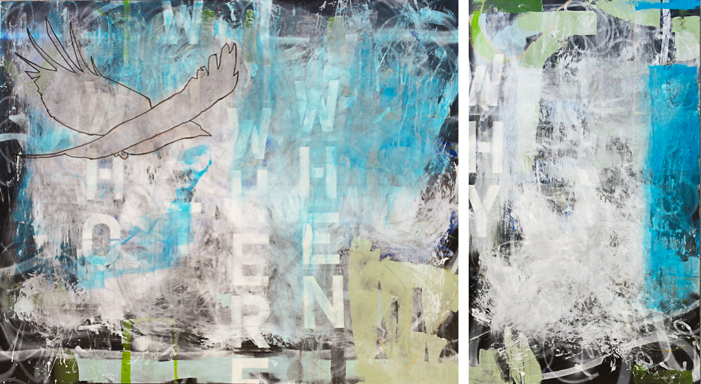 Large Original Abstract Paintings And Contemporary Oversized Loft Art