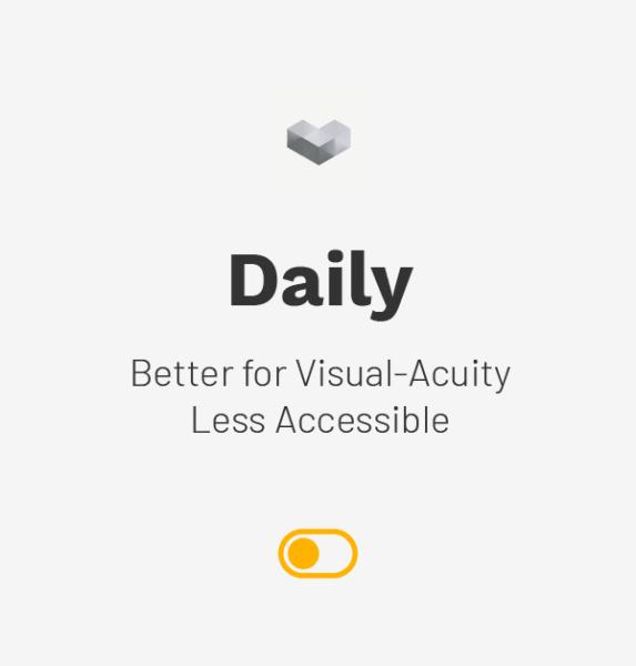 daily light theme