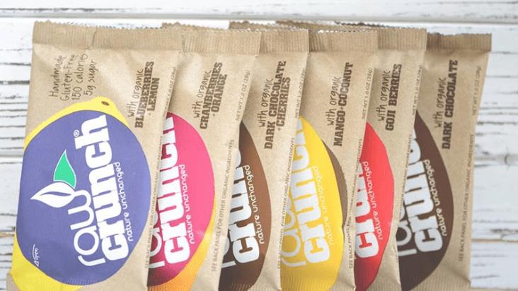 Raw Crunch Bar Dark Chocolate
