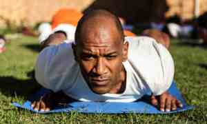 Read more about the article Doing a stretch: how yoga is cutting stress in South African prisons