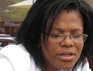 Read more about the article The interview: Longtime HIV activist Johanna Ncala on life, love and pregnancy