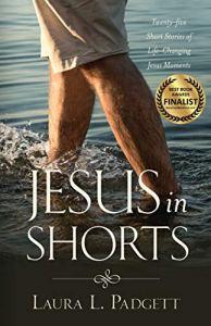 Jesus with an award