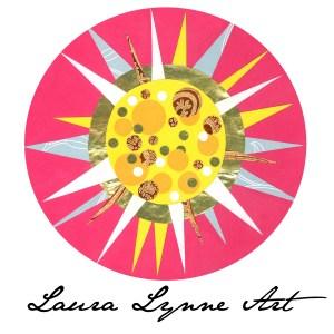 Laura Lynne Art Logo