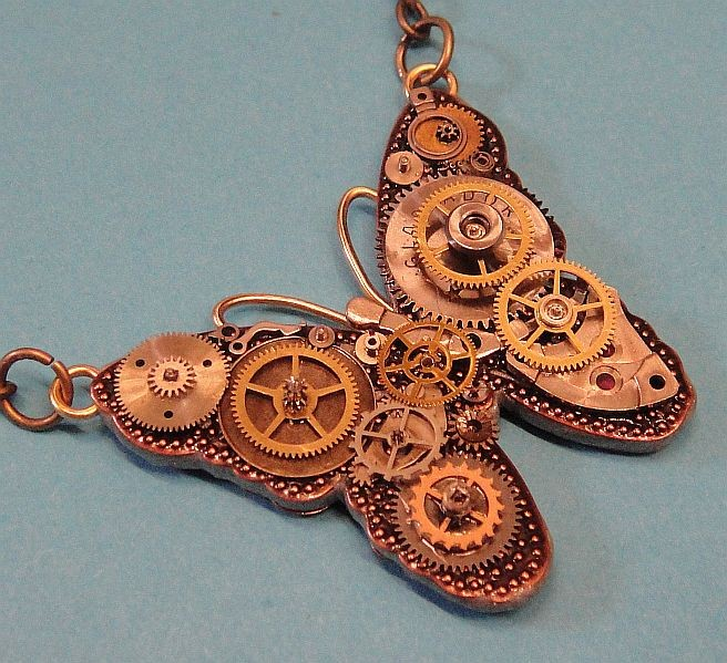 Imagini deosebite lauramacaveiblog for Steampunk arts and crafts