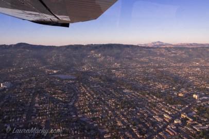 Oakland & Mt. Diablo in Background