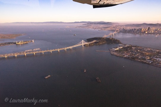 Oakland-SF Bay Bridge