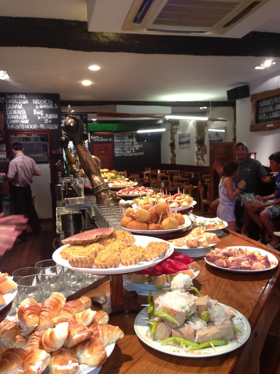 Spain - San Sebastian (Basque Country) - Culinary Mecca in a Beach Town