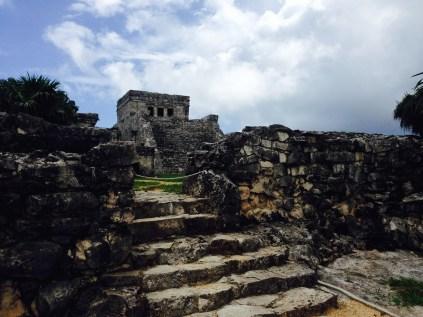 The ruins of Tulum