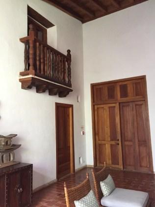 La Casa de San Augustin