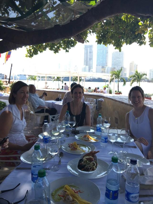 Cartagena Lunch