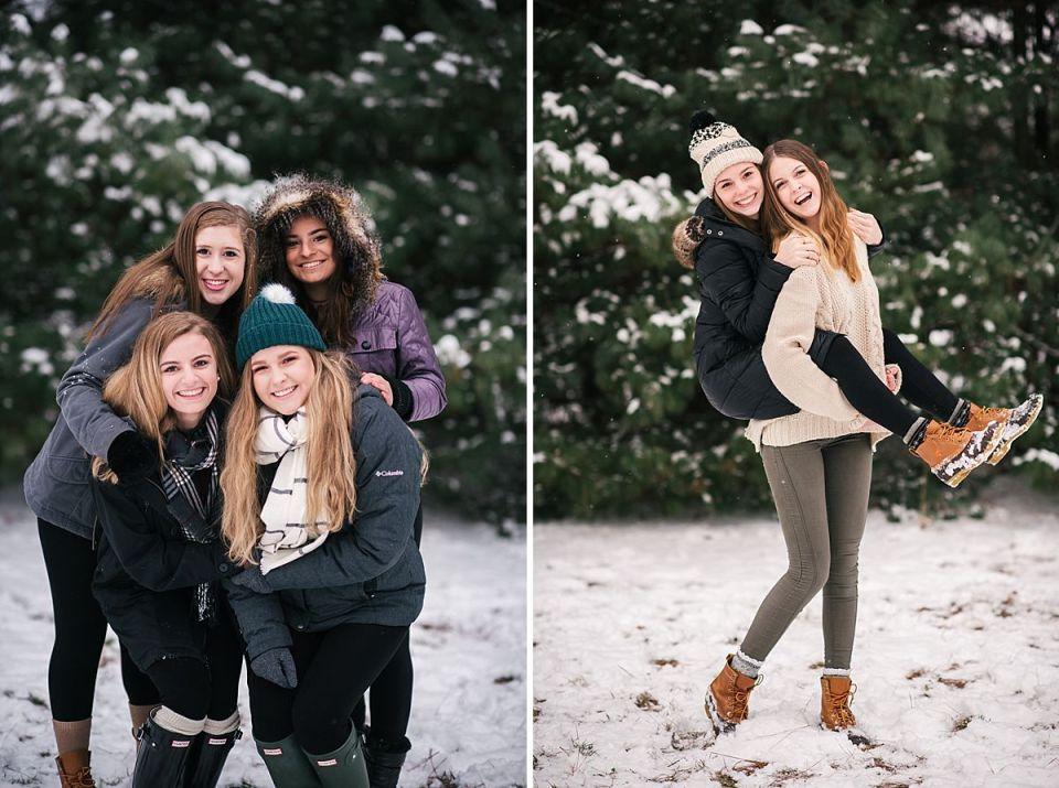 senior, glen allen, snow, laura matthews, richmond, photographer, photos, photography, winter