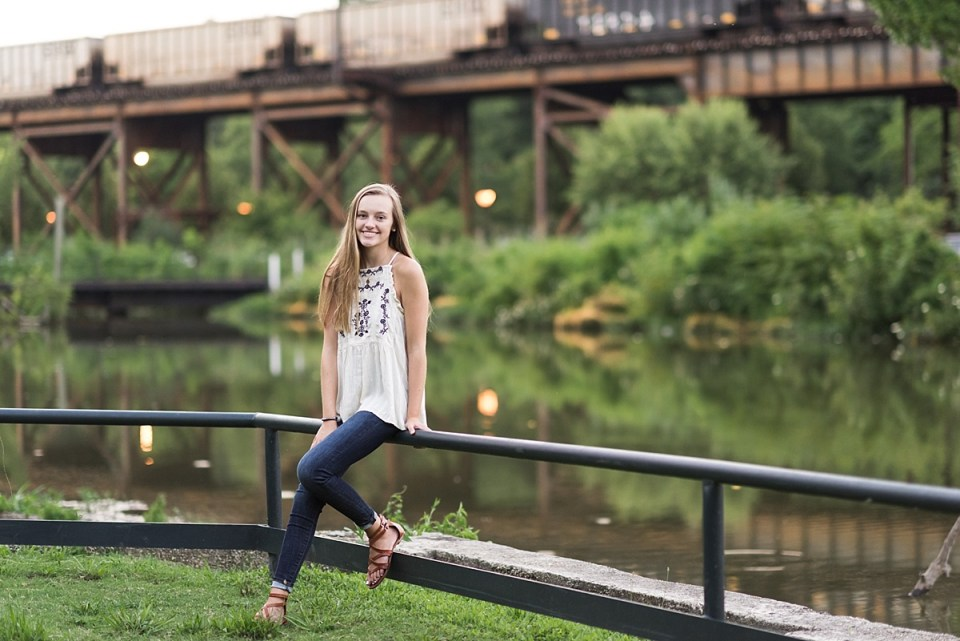 deep run, canal walk, senior, laura matthews, portraits, high school, richmond