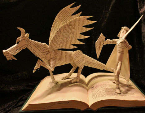 literary dragon