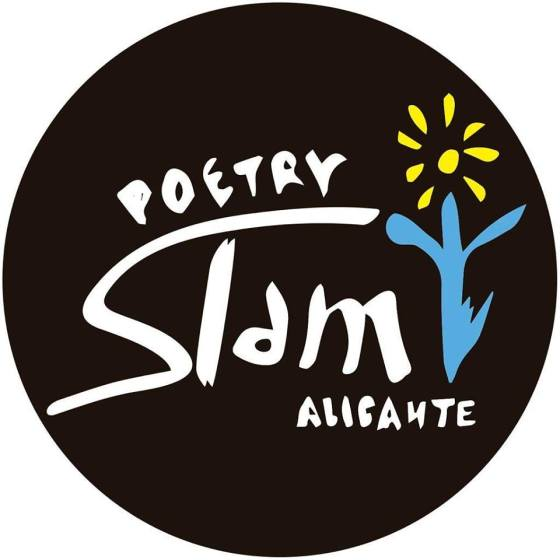 logo poetry slam alicante