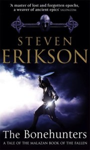 'The Bonehunters' by Steven Erikson