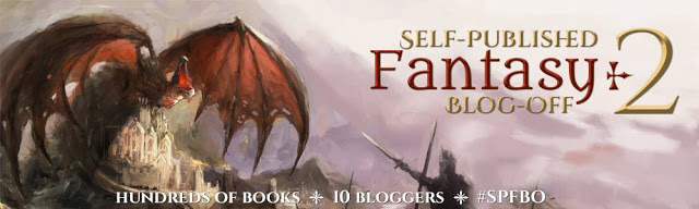 SPFBO2 (Banner design by James Cormier)