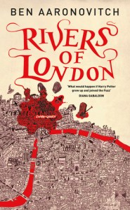 Rivers of London (Peter Grant #1) by Ben Aaronovitch
