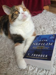 Los Nefilim by T. Frohock... read by Kili-cat in 2016