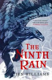 The Ninth Rain by Jen Williams