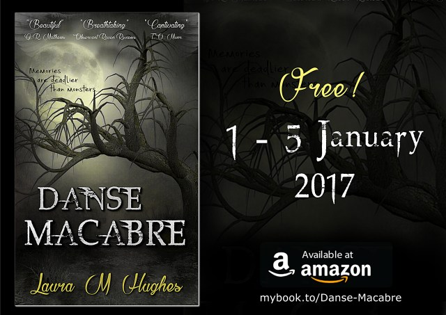 Danse Macabre free promotion graphic January 2017