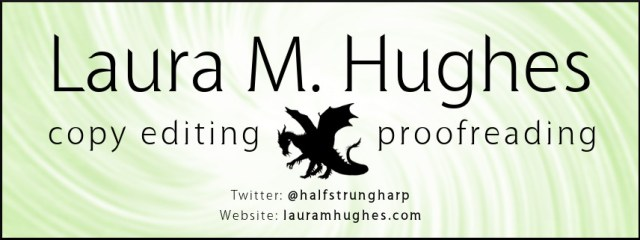 Laura M Hughes Editing Services