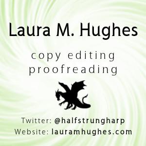 Laura M Hughes Editing Thumbnail