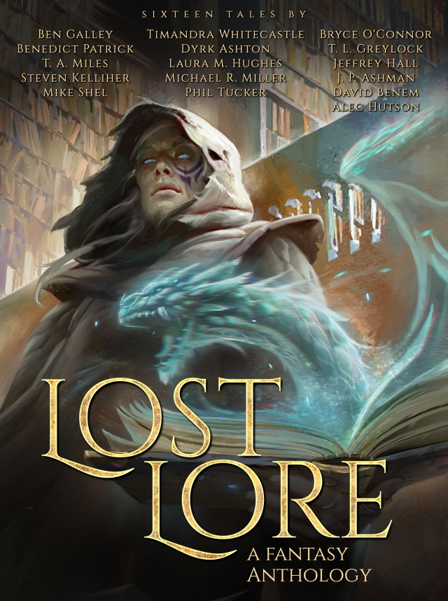 Lost Lore: A Fantasy Anthology