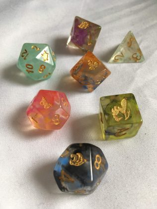 Druid dice