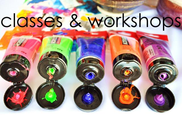 classes & workshops