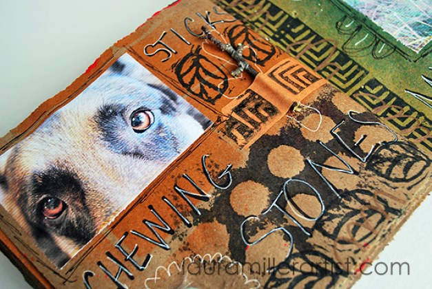 19pet art journal