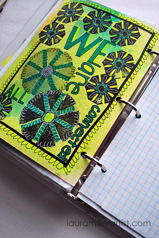 15planner calendar cover dividers