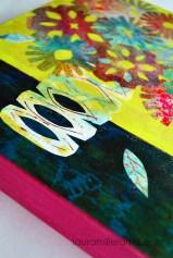 7wycinanki floral vase laura miller artist