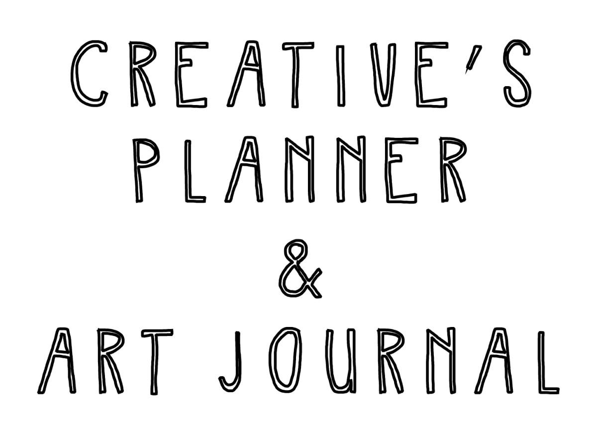 creatives planner art journal
