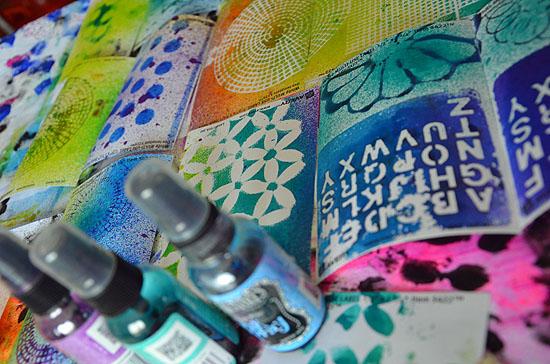 2art journal sticker sheet laura miller artist
