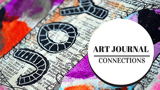 1art journal connections header