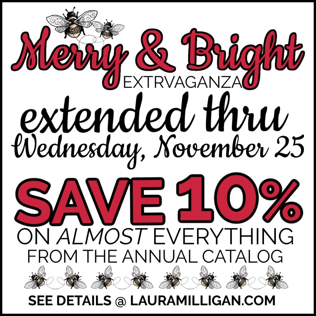 Merry & Bright Laura Milligan Extended