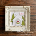 Coming Home Bundle Little Scene in a Frame by Laura Milligan, Independent Stampin