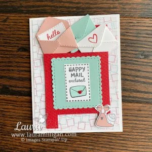 Snail Mail Card by Laura Milligan