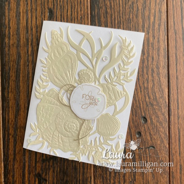FB Live Seashells Card 1