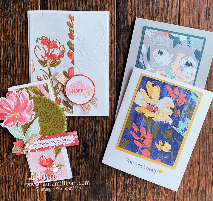 My Top Picks Day 1:  Fine Art Floral Suite Collection