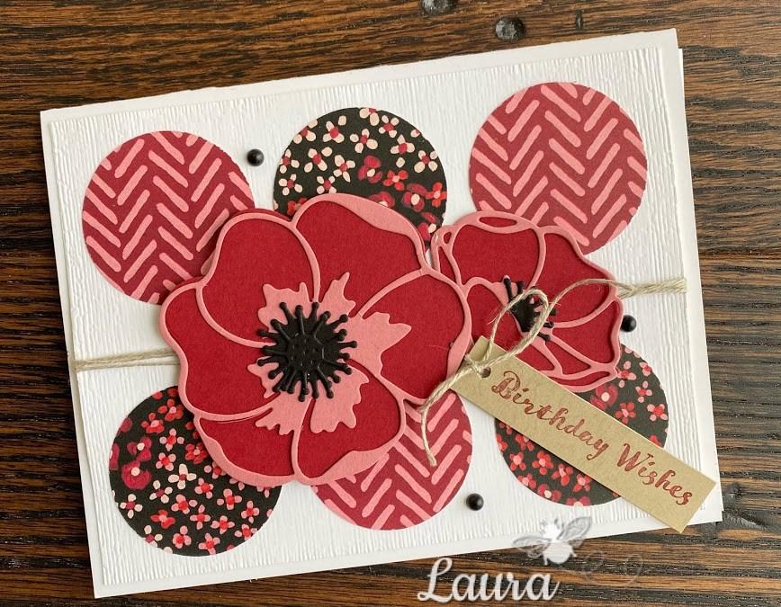 6 Days Left to Earn Flower & Field Designer Series Paper Free!