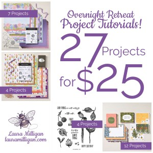 Overnight Retreat Project Tutorial 27 for $25